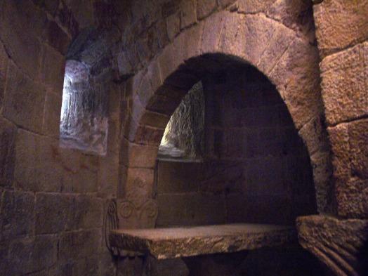 Resultado de imagen de monasterio de leyre pamplona